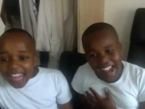 My  Cousins Singing Mattyb Boyfriend video