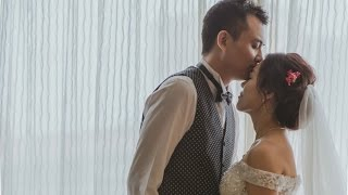GU STUDIO WEDDING STORY PING & ALFA  內湖水源麗緻婚宴