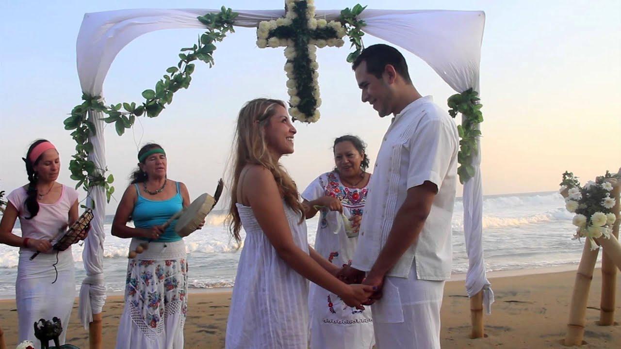 Promocional bodas simbolicas en hotel Nude en Zipolite