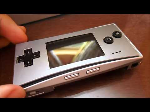 Game Boy Micro - Análisis / review / comparativa con GBA SP (AGS-101)