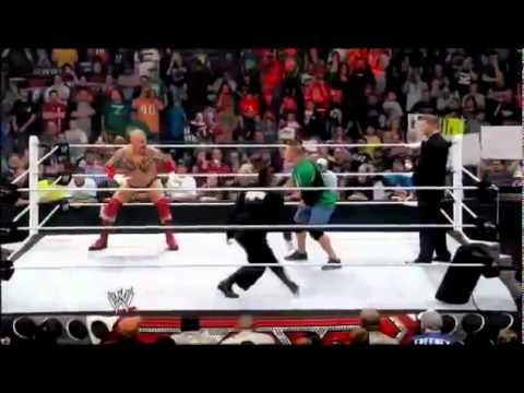 WWE..Over The Limit -Promo John Cena vs John-Laurinaitis