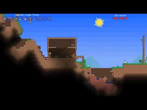  Terraria (2D)