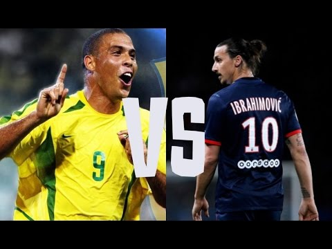 Who is the best - Ibrahimovic vs Ronaldo Fenômeno