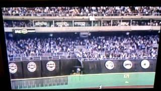 Gary Matthews monster home run