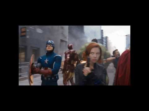 02 - Avengers Assemble (2012) (Official Teaser Trailer)[HD]