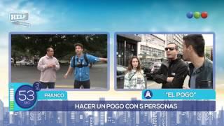 Franco, el pogo - Help, Necesito Un Favor