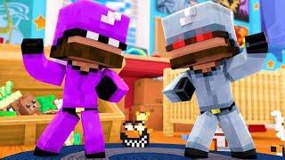 Minecraft Daycare - UNICORN MANN'S EVIL CLONE !? (Minecraft Roleplay)