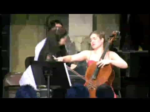 Alisa Weilerstein & Lera Auerbach | AUERBACH Sonata for Violoncello and Piano | Part 1