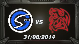 Video clip [31.08.2014] HNF vs TMB [DCS A Hè 2014] [Trận 1]