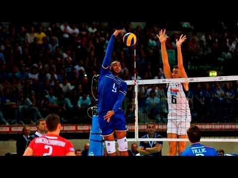 TOP 20 Best Volleyball Spikes 2015