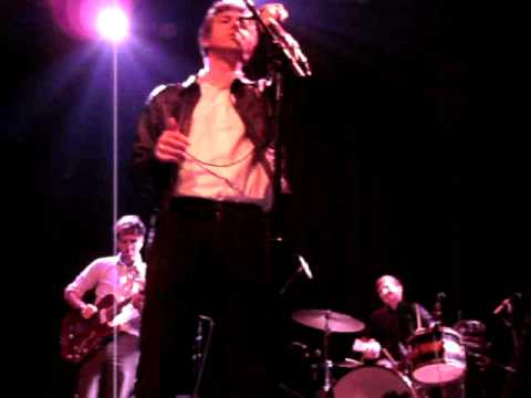 Canadian Girl - The Walkmen @ Fillmore - 01-21-09
