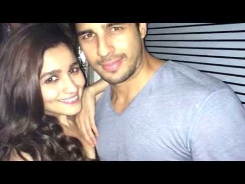 Alia Bhatt and Sidharth Malhotra, till when can you hide your secret?