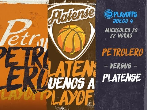 TNA - PLAYOFF - Petrolero vs. Platense - Partido 4
