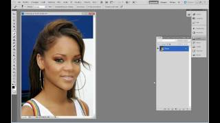 PhotoShop CS5_Tutorial italiano con filtro sfoca superfice