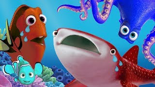 Disney Pixar Finding Dory Finding Nemo Color Mix-Up Toys for Kids Children & Toddlers