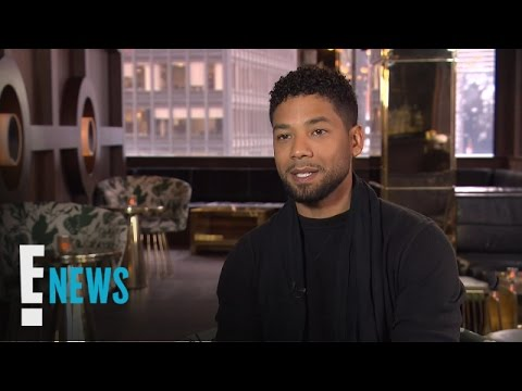 """Jussie Smollet on Sexual Fluidity on """"Empire"""" 