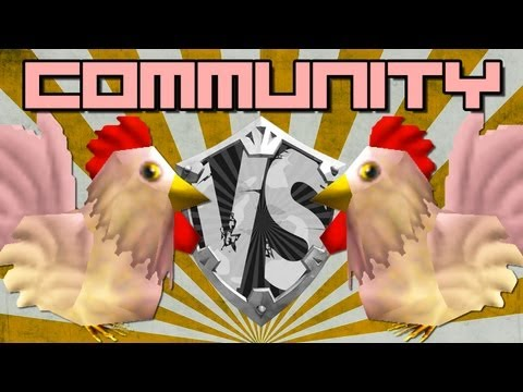 Cucco Craziness! - COMMUNITY VERSUS [Feat. Donnabellez]