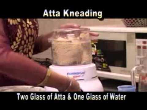 Aata Maker / Dough Maker Demo