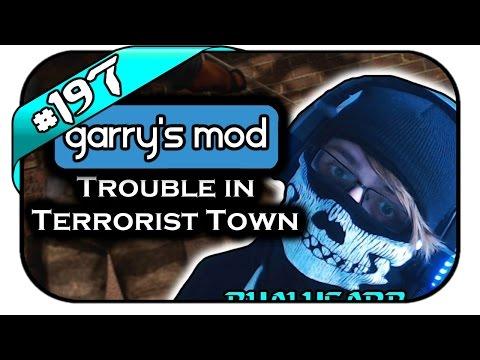 TROUBLE IN TERRORIST TOWN #197 - LEGO GIMMICKS! - Let's Play TTT - Dhalucard