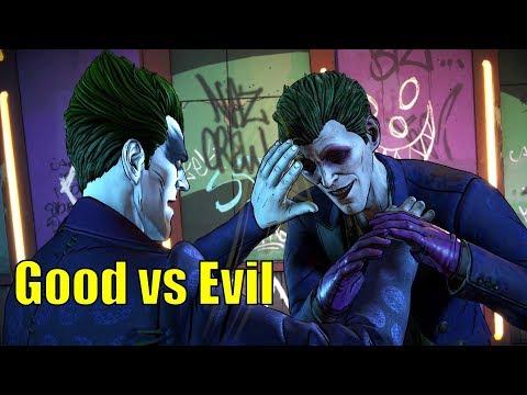 Vigilante Joker Fighting Villain Joker - The Enemy Within Ep5 Same Stitch GameModed