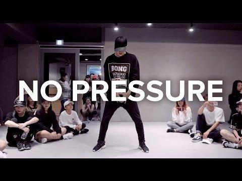 No Pressure - Justin Bieber ft.Big Sean / Bongyoung Park Choreography