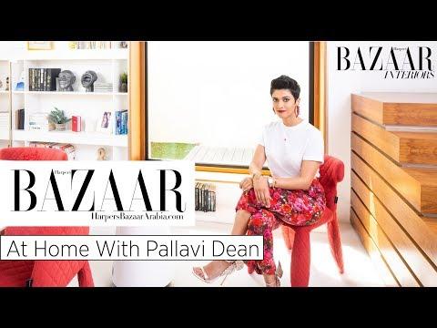 At Home With Dubai-Based Interior Designer Pallavi Dean