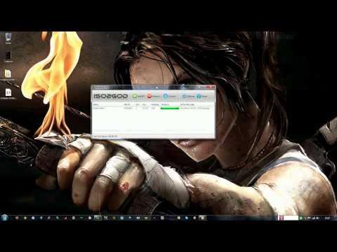 Convertendo Iso para God e Gravar jogos no DVD em Formato-JTAG (.GOD)