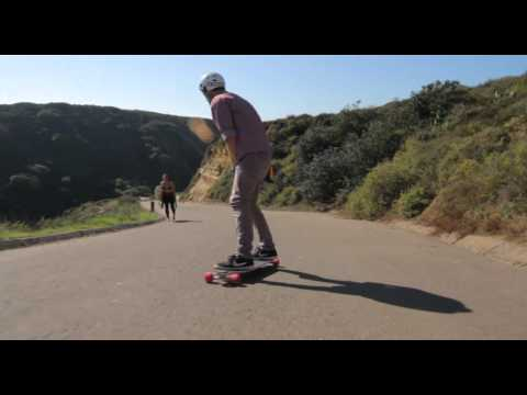 Playing Skateboards - The TwelveTwoFive [Longboarding]