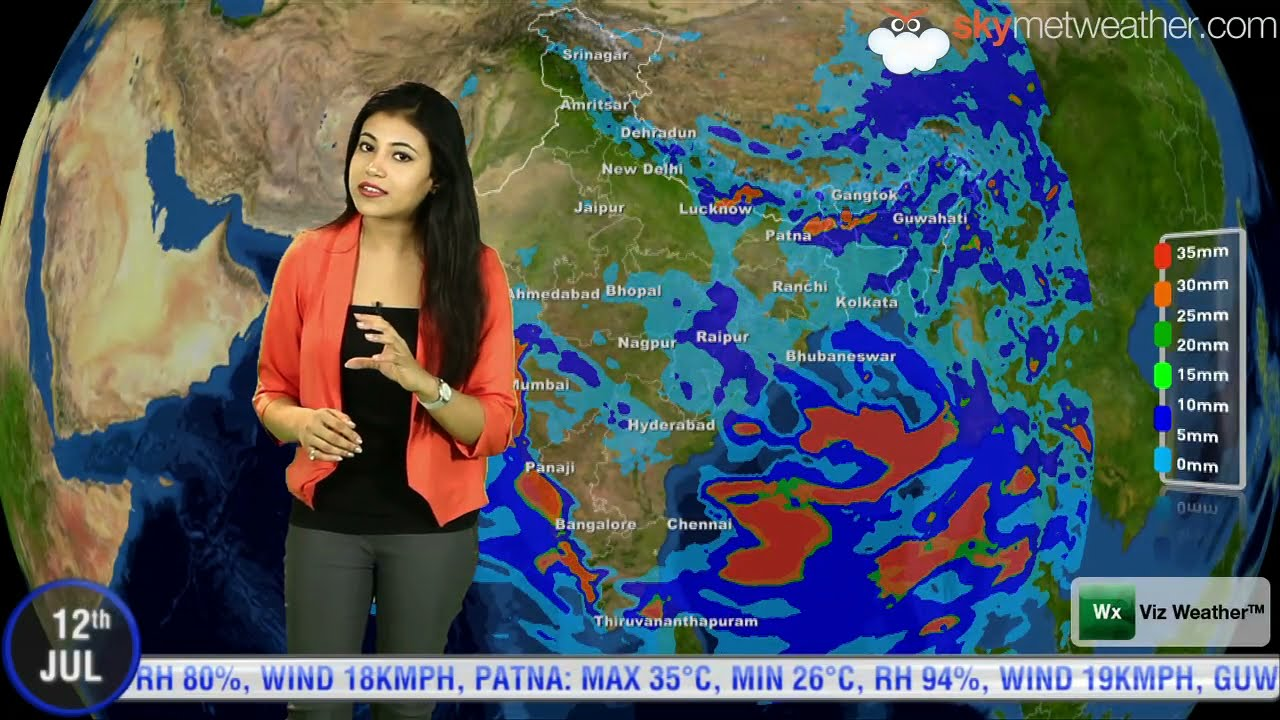 Pictures of Weather Reports Weather Report For India