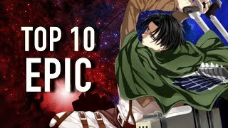 The Top 10 Most EPIC Anime Soundtracks 2