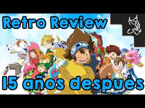 Digimon Adventure ¿aguanta El Tipo A Día De Hoy? Lynx Retro Review video