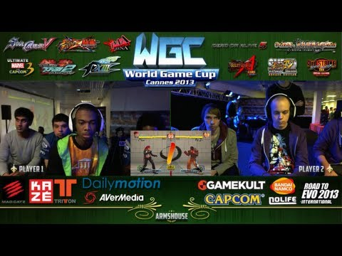UK vs Norway - SSF4 World Team Cup WGC '13