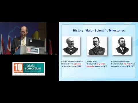 Dr John R MacArthur at JITMM 2013 - Malaria elimination hype or hope?