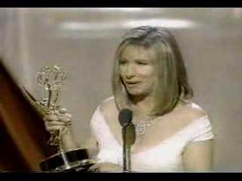 Barbra Streisand - Live At The ''Emmy Awards'' (Sep 10, 95)