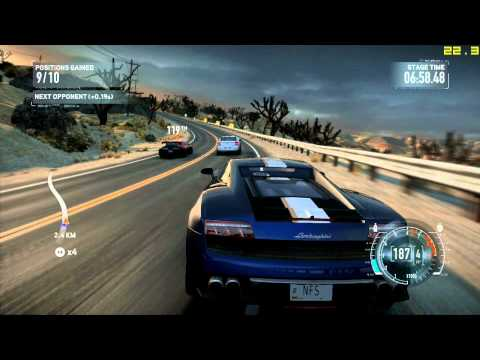 Need For Speed The Run - on Intel HD Graphics 4000 Overclocked Benchmark