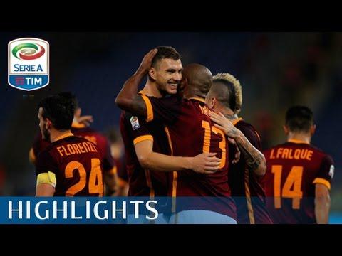 Roma - Udinese 3-1 - Highlights - Giornata 10 - Serie A TIM 2015/16