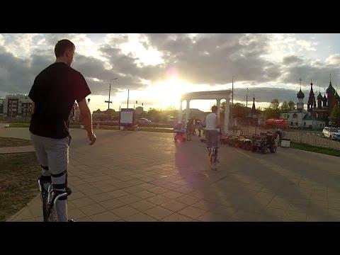 ДИМОН КУПИЛ ДЖАМПЕРЫ:)/Jumping stilts