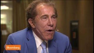 Steve Wynn: Sinatra, Dean Martin Coolest Guys I've Met