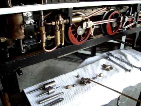 Desmistificando - Como funciona o injector de água da caldeira.