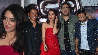 Shraddha kapoor, Dinesh Vijan, Amar Kaushik At Success Celebration of Film