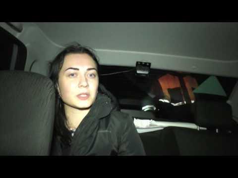 Пьяная скутеристка-бесправница в Садаковском. Место происшествия 10.08.2017