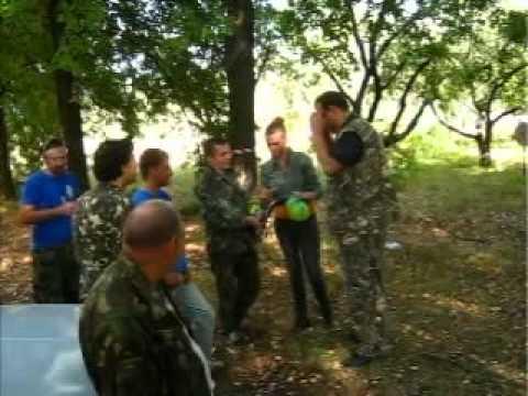 Пистолетная дуэль (Харьковская осень 2011)