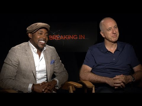 """BGN Interview: Producer Will Packer And Director James McTeigue On Their New Film """"Breaking In."""""""