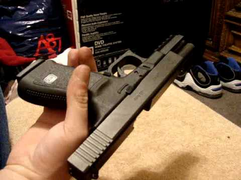 Glock 21 sf Full Disassembly and Reassembly part (2 of 2)