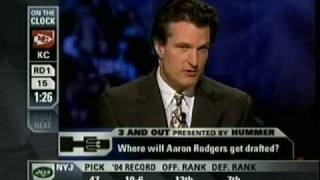 Aaron Rodgers NFL Draft