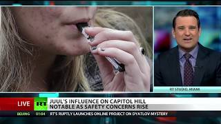 Former WH officials, aides now work for Juul