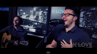 """Danny Gokey """"More Than You Think I Am"""" LIVE at K-LOVE"""