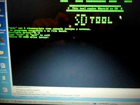 Rom Uberoid V11 Beta WM8650 M003S