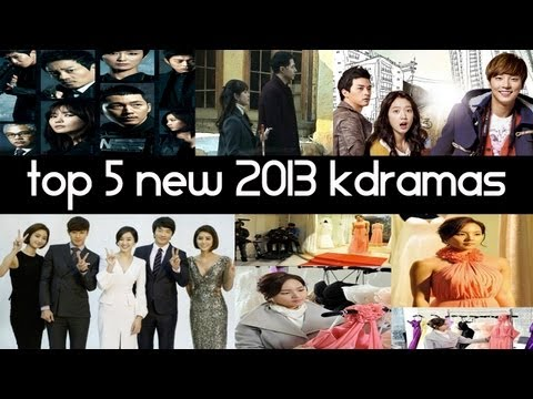 Top 5 New 2013 Korean Dramas - Top 5 Fridays