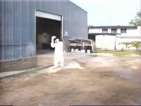 Why Decontaminate? 1990